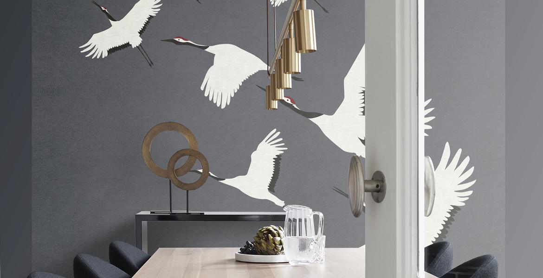 papier peint panoramique animaux