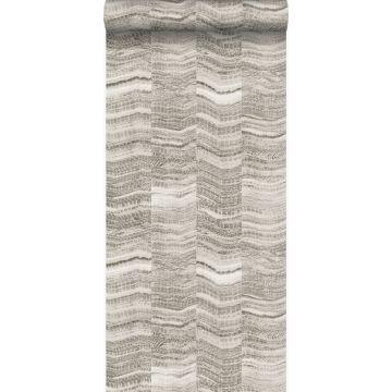 papier peint rayures en morceaux de marbre stratifié gris clair