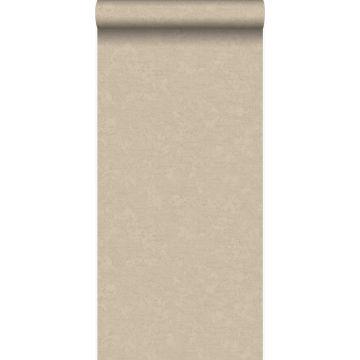 papier peint uni bronze brillant