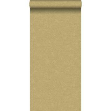 papier peint uni or brillant