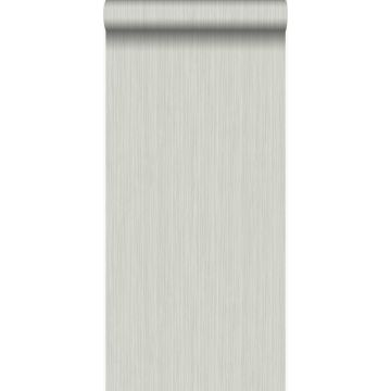 papier peint rayures fines gris foncé