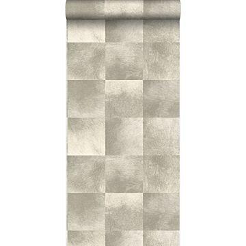 papier peint texture de peau d'animal beige