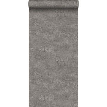 papier peint imitation pierre taupe