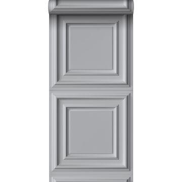 papier peint paneles de pared gris