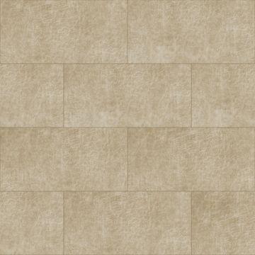 panneaux muraux éco-cuir adhésifs rectangle sable beige