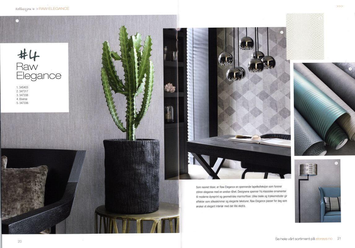 Origin luxury wallcoverings Raw Elegance